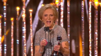 Mary Berry wins best judge award at the 2017 National Television Awards, beating David Walliams, Nicole Scherzinger, Simon Cowell and Len Goodman. The Great British Bake Off judge picked up […]