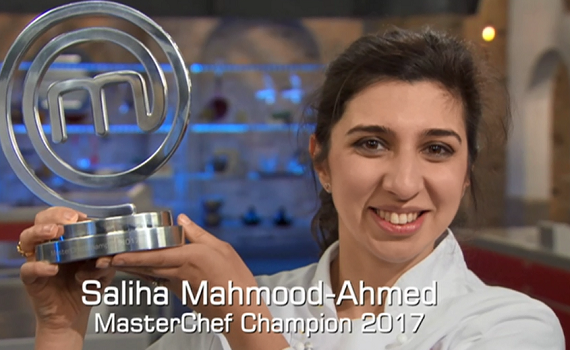 Saliha Mahmood-Ahmed wins masterchef 2017 UK serving up a venison kebab for starter, a duck breast main course and a saffron, rosewater and cardamom panna cotta dessert. The junior doctor […]