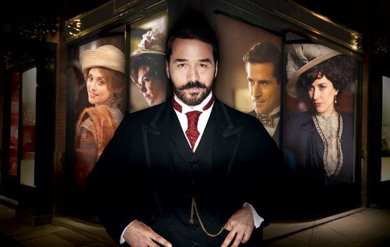 mr selfridge itv