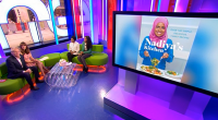 Nadiya Hussain launch her debut cookbook 'Nadiya's kitchen' on The One Show. the Great British Bake off winner had the honour of baking the Queen's birthday cake, said the recipes […]
