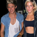 One Direction's Niall Horan has reportedly split from Ellie Goulding while Ed Sheeran denies they are now dating