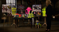 Business woman Nicky Fletcher secured investment for her high visibility product range on Dragon's Den.