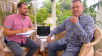 Paul Burrell showcased his Royal Victory Medal from the Queen and served up the Queen's favourite food for team Glam on Who's Doing The Dishes? The four diners must guest […]