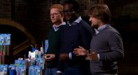 Matias, Paul and Tulo pitched their Playbrush toothbrush game controller App based business for investment on Dragons' Den. The businessmen came to the Den seeking an investment of £100,000 for […]
