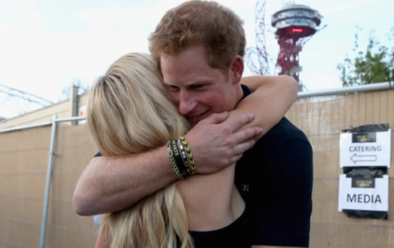 prince harry and ellie