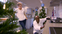 Celebrity chef Ainsley Harriott joined presenter Rachel Riley on The Gadget show to help test the latest smart ovens as part of The Gadget show's Christmas Special. The duo carried […]