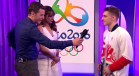 Max Whitlock unveiled Team GB's athletes Medallist podium outfit for Rio 2016 on The One Show with Matt Baker and Alex Jones. The track suit display the Coat of Arms […]