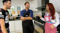 Amy Childs cooks at her home with a little help from Ryland Clark on Who's Doing The Dishes? for four strangers – Annie, Simon, Tracey and Brian. In the Game […]