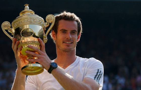 sir andy murray wimbledon winner