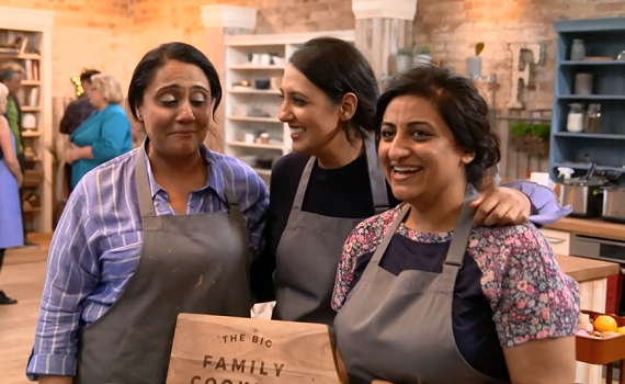 The Gangotra family wins the first series of the The Big Family Cooking Showdown 2017 with recipes that include a fish curry and rice pudding in the final. The family […]