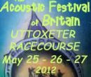 The Acoustic festival of Britain is located in Central England, set in the beautiful Staffordshire countryside boasting stunning views and easy access to the festival site at Uttoxeter Racecourse . […]