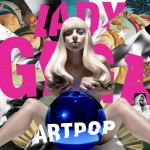 Lady Gaga album artwork for 'ARTPOP' unveiled