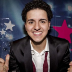 Basim sings Cliche Love Song for Denmark the Eurovision 2014 Song Contest