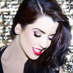 Ruth Lorenzo sings dancing in the rain for Spain on the Eurovision 2014 Song Contest