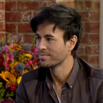 Enrique Iglesias Sex And Love interview with Eamonn Holmes and Ruth on This morning