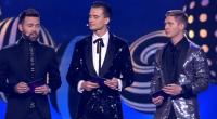 Who are the the guys hosting the Eurovision 2017 in Ukraine? They are Oleksandr Skichko, Volodymyr Ostapchuk, and Timur Miroshnychenko.