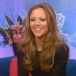 Kimberley Walsh from Girls Aloud joins Strictly Come Dancing 2012