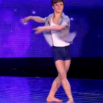 Rhys Yeomans and Mini Moves win Got to Dance 2013 second live semi-final