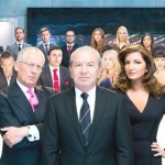 Who got fired by Lord Sugar in the first task of The Apprentice 2013?