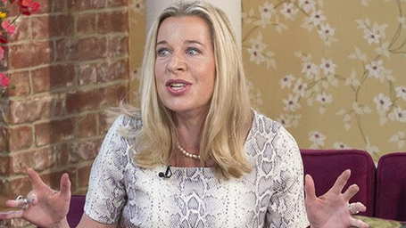 katie hopkins this morning September 10th