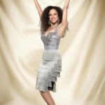 Natalie Gumede & Artem Chigvintsev dance the Cha Cha on Strictly Come Dancing 2013
