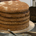 Paul Hollywood Pies and Puds: Apple Stack Cake by David Lesniak and David Muniz