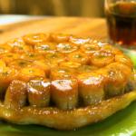 Paul Hollywood Pies and Puds: Banana tart tatin desert