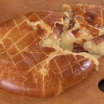 Paul Hollywood Pies and Puds:  Brie Brioche pie
