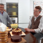 Paul Hollywood Pies and Puds: Falko Burkert German cake recipes