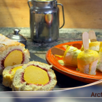 Paul Hollywood Pies and Puds : Kulfi inspired Arctic Rolls