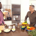 Paul Hollywood Pies and Puds: Levi Roots makes Caribbean Patties