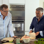 Paul Hollywood Pies and Puds: Nigel Haworth makes a Herdwick mutton pudding with black pea gravy
