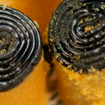 Paul Hollywood Pies and Puds : Steamed liquorice sponge puddings inspired by The Oldest Sweet Shop in The World