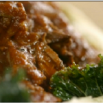 Bloody Mary Beef by Jamie Oliver on Jamie's Festive Feast
