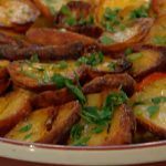 Roast Turkey and Potato Pie by Brian Turner on Christmas Kitchen with James Martin