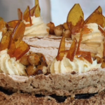 Angel's Share bakery afternoon team and hazelnut meringue gateau wins North of England and Scotland final on Britain's Best Bakery