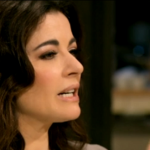 Nigella Lawson selected her team of cooks on The Taste Channel 4