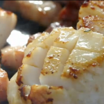 Ultimate Seafood Feast Scallops with Creamy Mash by Jamie Oliver on Jamie and Jimmy's Friday Night Feast