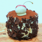 1066 Bakery cherrylicious cake proved a hit as they beat Cloud 9 Bakery and Champs Bakery on Britain's Best Bakery