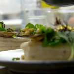 Great British Menu 2014: Northern Ireland Fish Course,  Main Course and Dessert  dishes