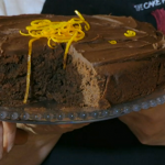 Gen and Fiona Potato Orange and Chocolate Cake recipe on the Bikers Best of British Foods