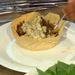 Tom Kerridge Kabab pie with minced lamb recipe on Spring Kitchen