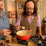 Si and Dave's Welsh rarebit with beer recipe on the Hairy ...