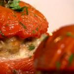 Raymond Blanc Stuffed Tomatoes recipe on Raymond Blanc Kitchen Secrets