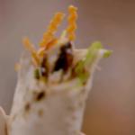 Jamie Oliver Quick Chinese Chicken wrap recipe on Jamie's Money Saving Meals