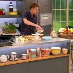 James Tanner crispy fried chicken for the World Cup on Lorraine