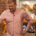 Bill Granger Barbecued flatbreads with onion and feta recipe on Lorraine