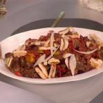 John Whaite chicken panzanella salad recipe on Lorraine