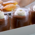 Michel Roux Jr chocolate mousse with salted caramel sauce recipe on Food and Drink