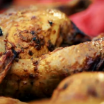 Emma Grazette Roast Chicken with Turkish Spices twist on The Spice Trip cumin trail in Turkey